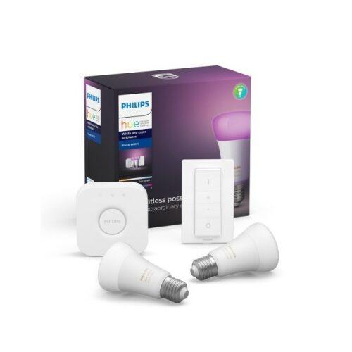 Philips Hue Farve Starter kit - GadgetsShop