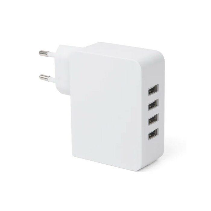 Vooni® USB-oplader med 4 porte - GadgetsShop