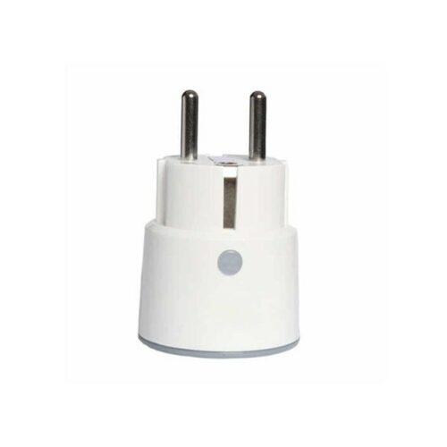 Homeo WiFi stikkontakt - 16A, forbrugsmåling, timer, tænd-sluk - GadgetShop
