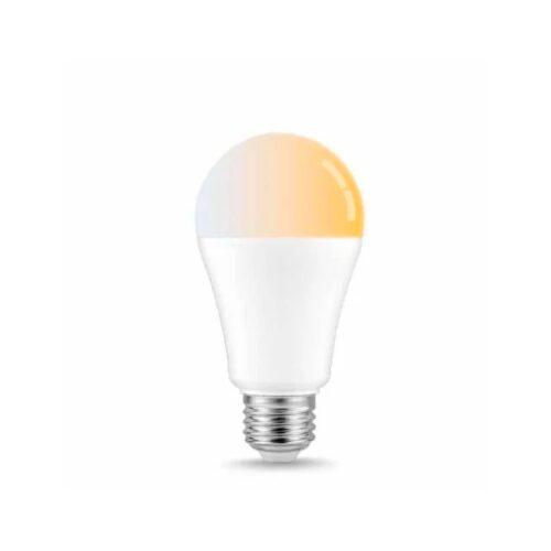 Homeo smart home WiFi lyspære Hvid (E27) 12W