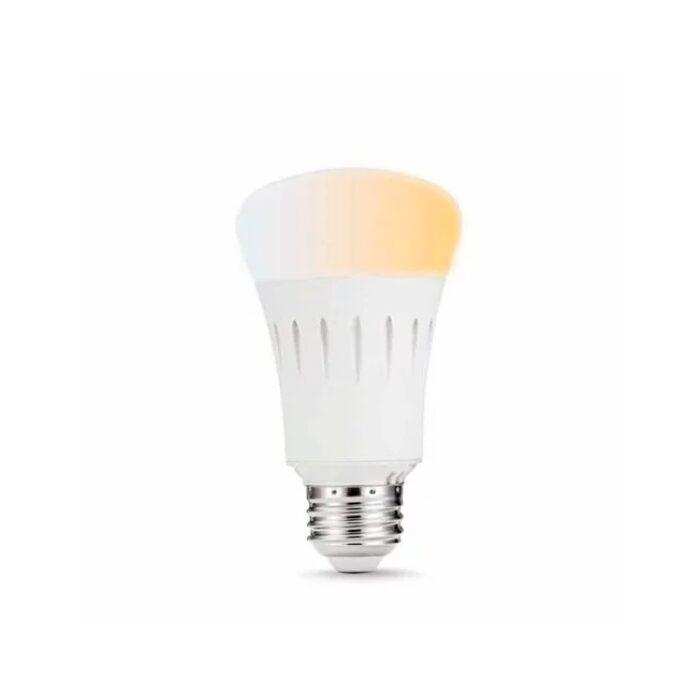 Homeo smart home WiFi lyspære Hvid (E27) 9W - GadgetsShop