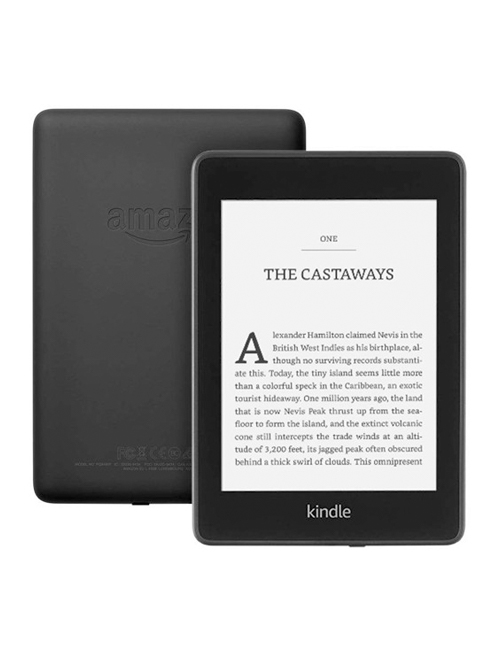 Amazon Kindle Paperwhite 6'' WiFi 8GB (2018) Sort - GadgetsShop
