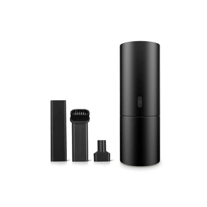 Mikamax Støvsuger – Transportabel m. USB Opladning - GadgetsShop